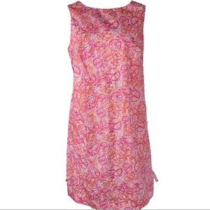 Lilly Pulitzer Worth Shift Dress in Pink 10 Speed